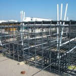 Pinellas Bayway Installation of Cooling Pipes in Rebar Cage