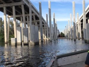 Concrete Pile Installation